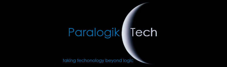 Paralogik Tech :: Taking technology beyond logic